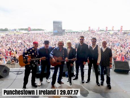 Dr Hook | Audience Selfie 🤳 | Punchestown | Ireland | 29.07.17