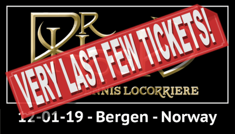 Dr Hook 50th Anniversary Tour | Norway 2019 | Bergen & Oslo | Very Last Tickets!!🙌🏼