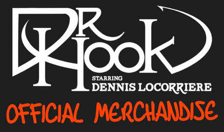 Dr Hook Official Tour Merchandise Now Available Online!