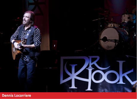 Dr Hook's Dennis Locorriere: Half a century on stage and still going strong