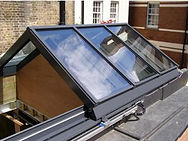 The Perspective Aluminium Glazed Roof System | Ogee Guttering