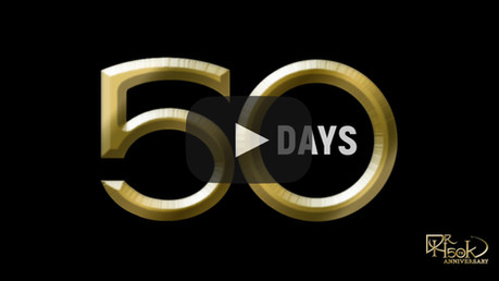 50 Days till the 50th begins!!!!