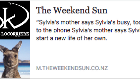 The Weekend Sun NZ