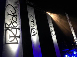 Dr Hook Stage Banners