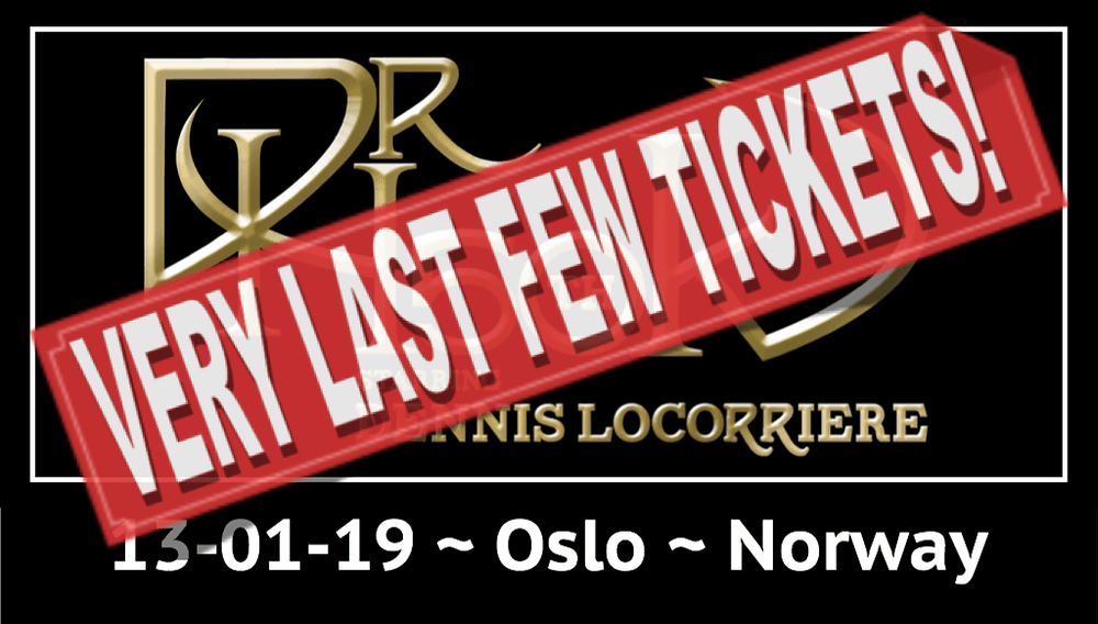 Dr Hook 50th Anniversary Tour | Oslo Norway | Very Last Few Tickets