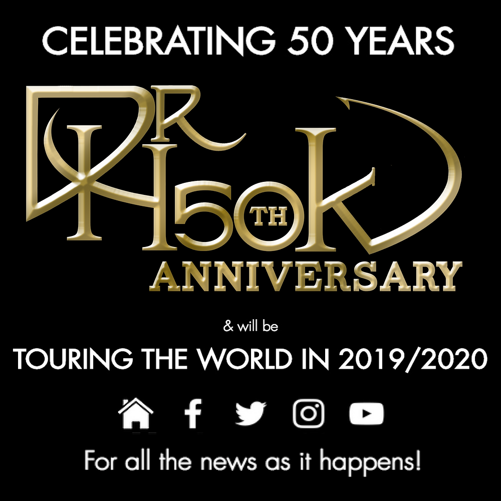 Dr Hook 50th Anniversary Tour 2019/20