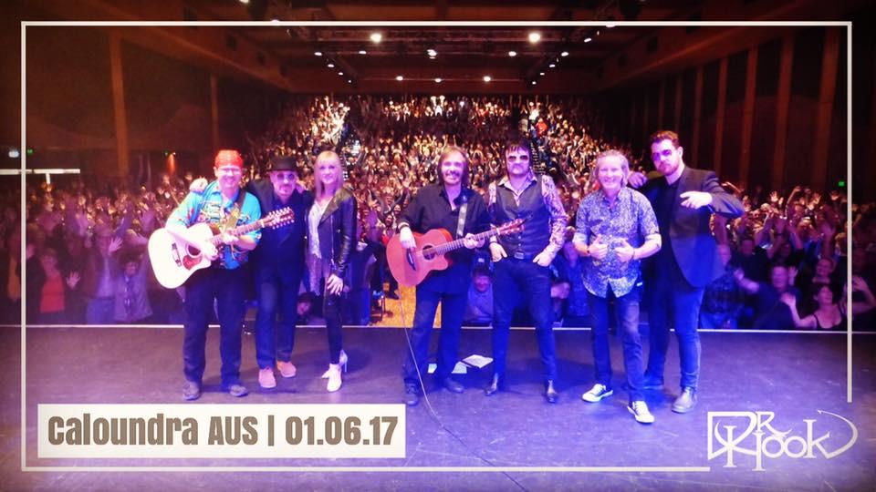 Dr Hook | Audience Selfie | Caloundra Australia | 2017