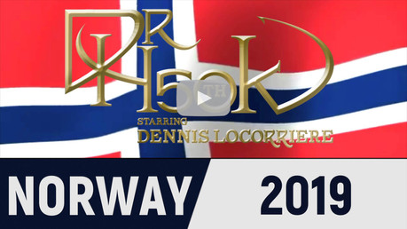 Dr Hook 50th Anniversary Tour | Norway 2019 | More dates added!!🙌🏼