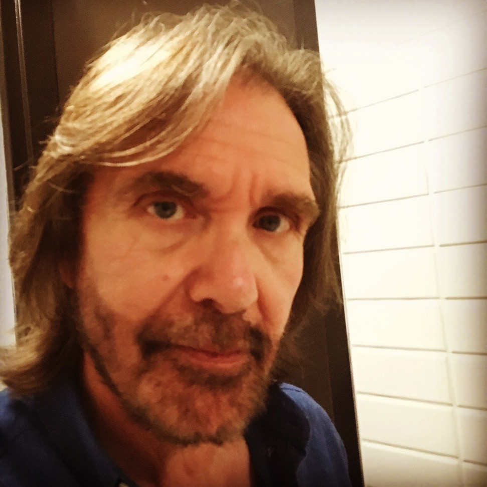 Dr Hook Dennis Locorriere | Back Stage | Gold Coast | Australia | Selfie