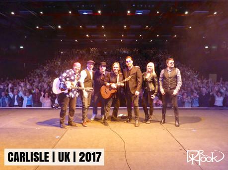 Dr Hook   Audience Selfie   Sands Centre   Carlisle   UK