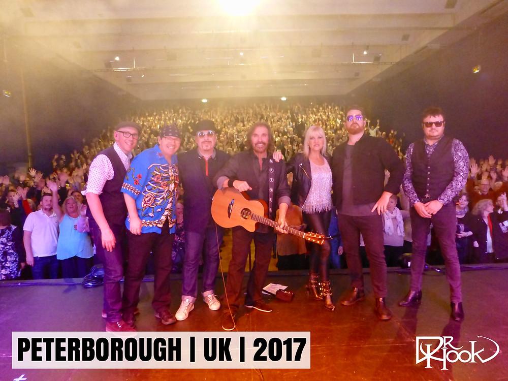 Dr Hook | Audience Selfie | Peterborough | UK | 2017