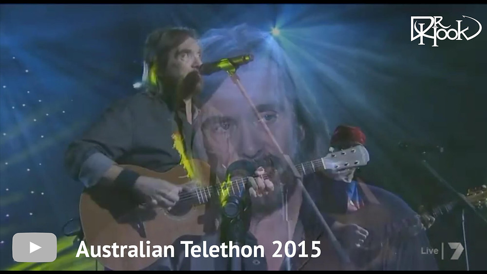 Dr Hook | Wild Colonial Boy Live | Australian Telethon 2016