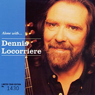 Alone with Dennis Locorriere Limited Edition CD