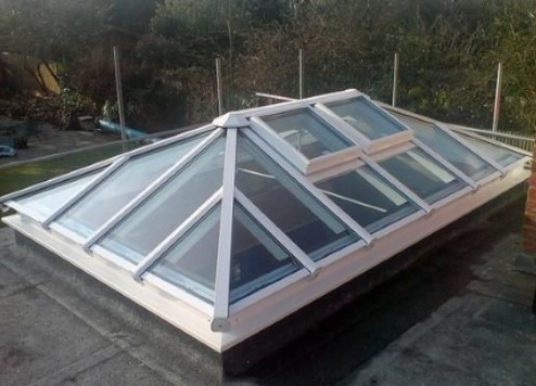 Traditional Hip Ended Rooflight-JSM1