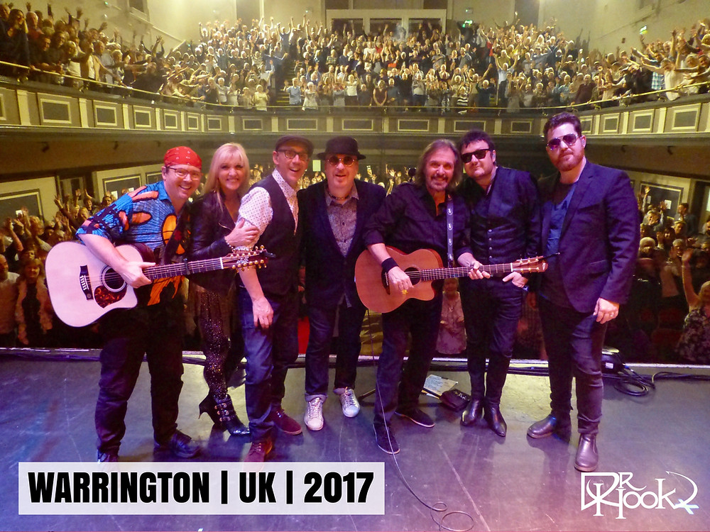 Dr Hook | Audience Selfie | Warrington | 2017