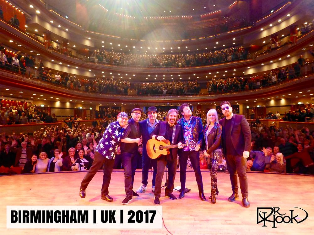 Dr Hook | Audience Selfie | Birmingham | UK | 2017