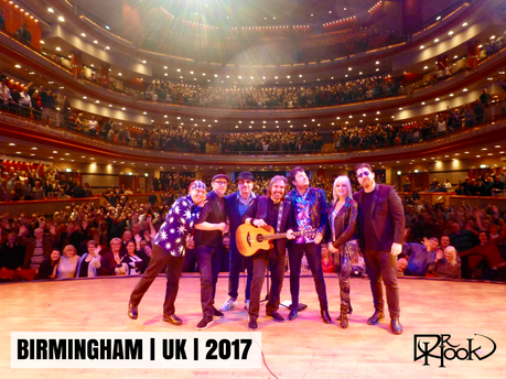 Dr Hook | Audience Selfie | Symphony Hall | Birmingham | UK