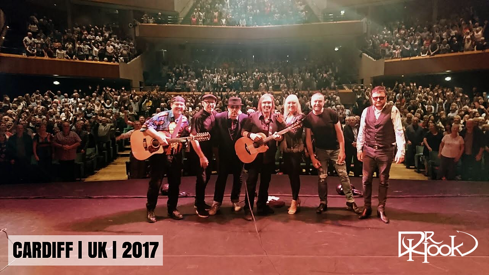 Dr Hook | Audience Selfie | Cardiff Uk | 2017