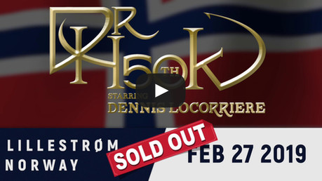 Dr Hook Norway 2019 | More Sell Outs! 🙌