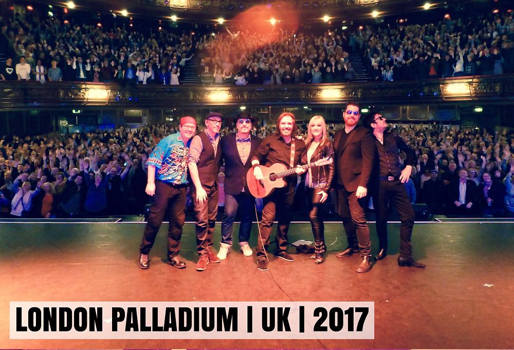 Dr Hook | Audience Selfie | London Palladium | 2017