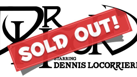 DrHook |Scotland 2018 | Sold Out! 👊🏼