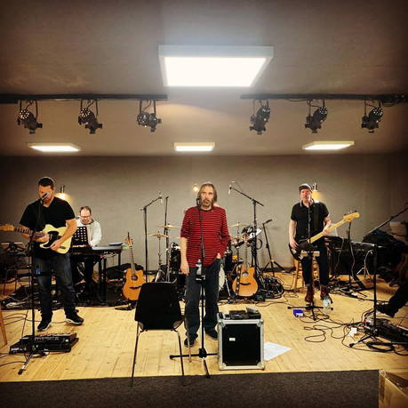 Dr Hook 50th Anniversary Tour | Rehearsals