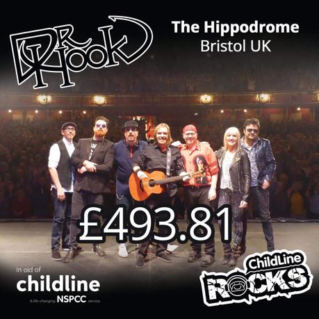 Dr Hook | Bristol | NSPCCChildline |Fundraising