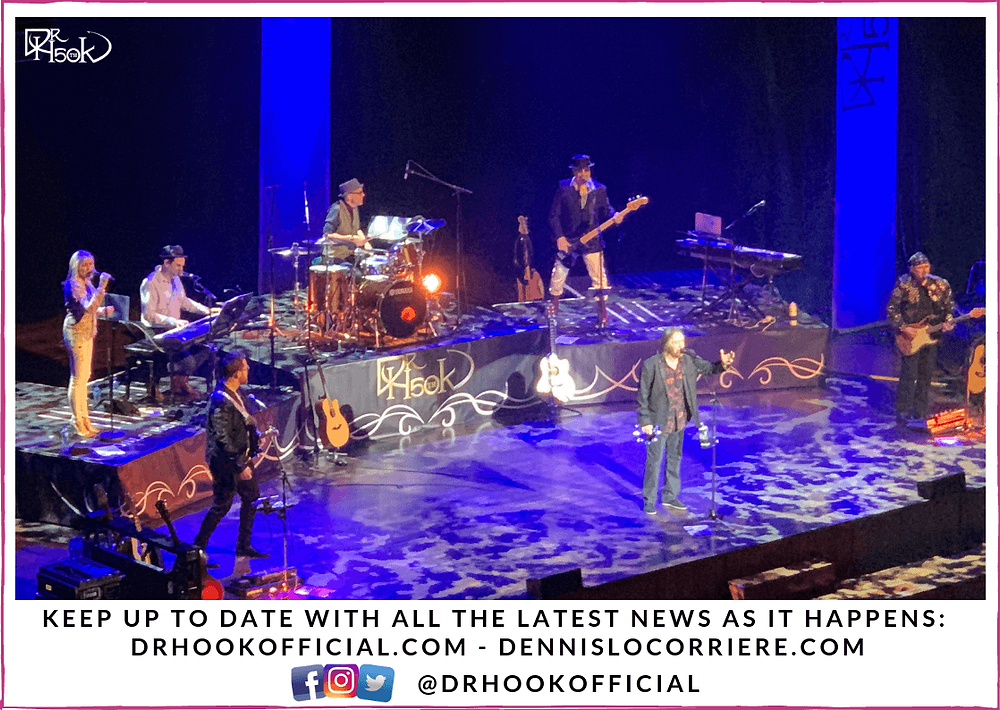 Dr Hook | 50th Anniversary Show | Oslo Norway | Jan 2019