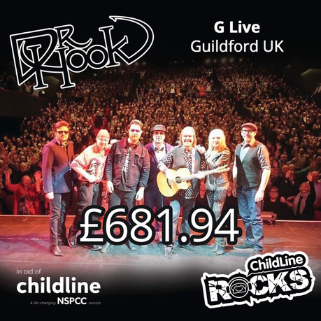 Dr Hook | Fundraising | Guildford