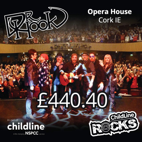 Dr Hook | Fundraising | Cork IE