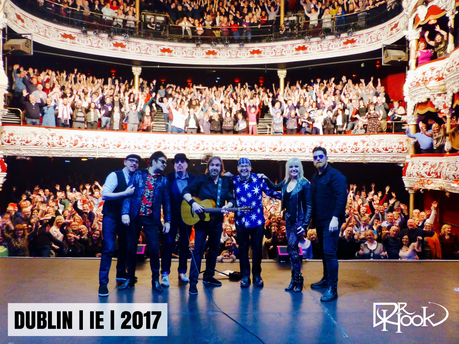 Dr Hook | Audience Selfie | Dublin IE