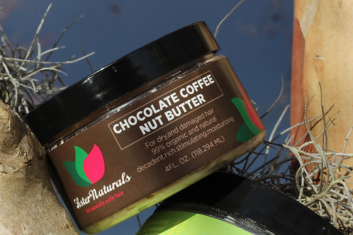 Chocolate Coffee Nut Butter