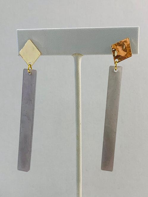 Silver Glitter Stick
