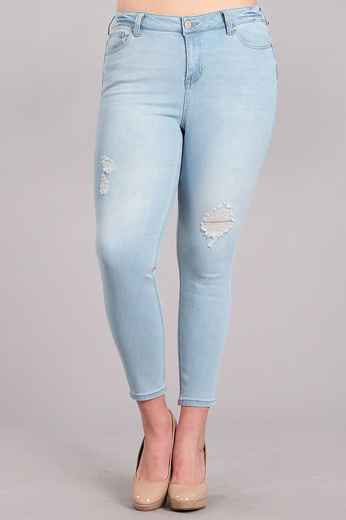 Super Slimmer High Rise Denim