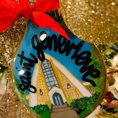 St. Genevieve Ornament PRE ORDER