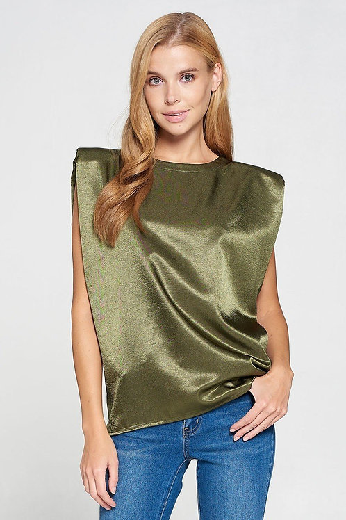 Satin Dreams Top