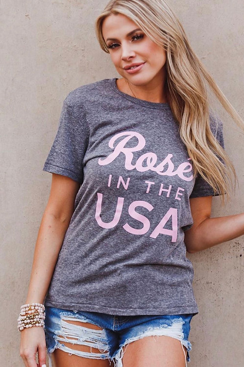 Rose' Tee