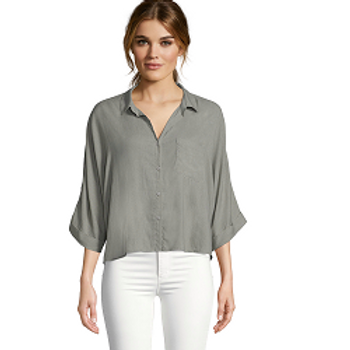 Falling for sage top