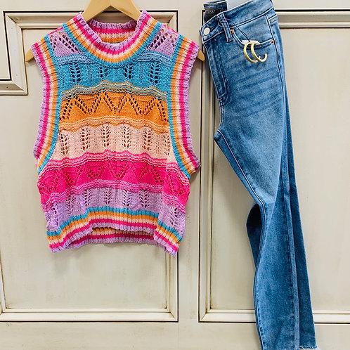 Summer Days Sweater