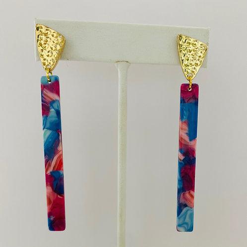 Blue & Pink Stick