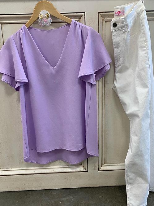 Lavender Dream Top