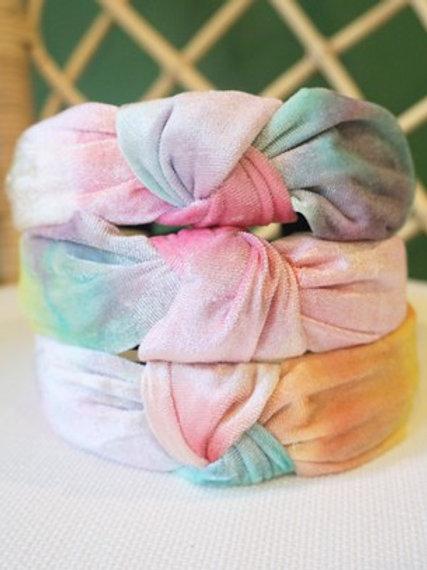 Tie Dye Head Band