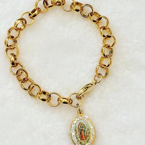 Blessed Mother Bracelet