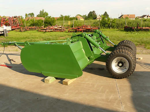 Gredera Buldoexcavator Tractor Excavator