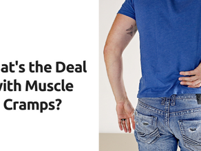 What's the Deal with Muscle Cramps?