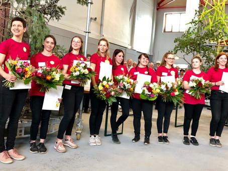 Franken-Cup 2018 – Nachwuchswettkampf der bayerischen Floristen