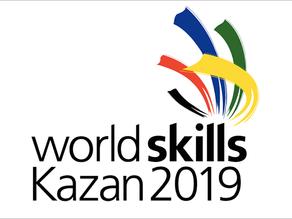 Training für WorldSkills 2019 in Kazan, Russland