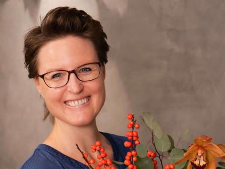 Schatzmeisterin Daniela Reichwein stellt sich vor