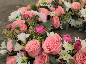 Winter Abschlussprüfung der Florist Azubis