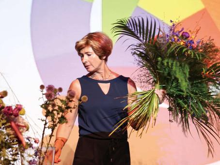Vorbereitungsseminar für FloralStylist in  Korea im August 2018